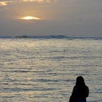 Восход над Индийским океаном :: Асылбек Айманов
