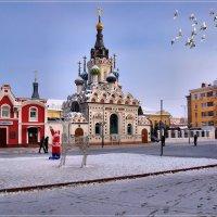 Церковь Богоматери Утоли мои печали. :: Anatol Livtsov