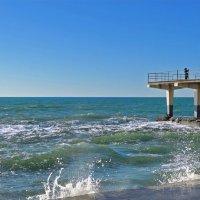 Январское море... :: СветЛана D