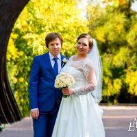 свадьба осенью :: Егор Чеботаренко