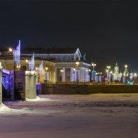 Новогодний Петербург :: Ростислав Бычков