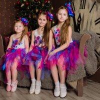 Три сестренки :: Анна Миронова