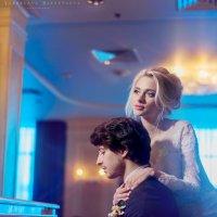 Свадебная фотосессия в отеле :: Ярослава Бакуняева