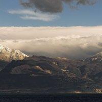 горный хребет Нур (Турция, залив Искендерун) :: Константин Сытник