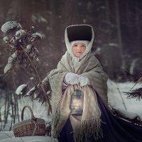 В лесу :: Denis Tolimbo Volkov