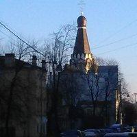 Православная церковь на ул.Роменская (Санкт-Петербург). :: Светлана Калмыкова