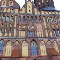 Кафедральный собор Кёнигсберга :: Марина Домосилецкая