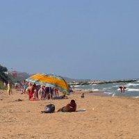 Отдых на пляже :: Вера Щукина