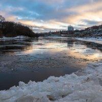 Холодное утро декабря. :: Олег Козлов