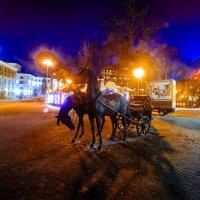 праздничные огни любимого города :: Константин Король
