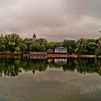 Солдатское озеро :: бахтияр