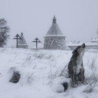 Поминальная молитва :: Александр Бобрецов