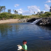 Обучение плаванию. :: Лара Гамильтон