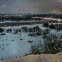 И пусть история продлится, и жизнь Москвы течет рекой! :: Ирина Данилова