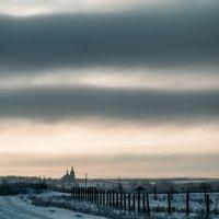 Утро в деревне Алабердино :: Ильхам Сибгатуллин