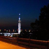 Ночное безмолвие :: Дмитрий