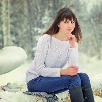 Зимой :: Вера Сафонова