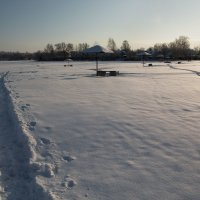Снежная равнина :: Aнна Зарубина