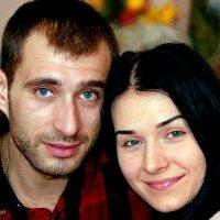 Лена и Рома. :: Сергей Касимов