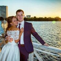 свадьба на теплоходе :: Егор Чеботаренко