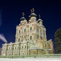 Храм в Сольвычегодске :: Денис Шевчук