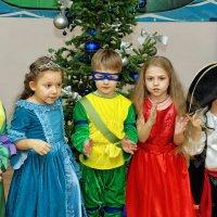 Утренник в детском саду :: Дмитрий Конев