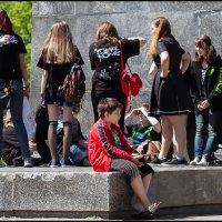 Меня девчонки не интересуют! :: Алексей Патлах