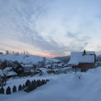 Утро в дачном поселке :: Galaelina