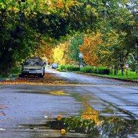На моей улице :: lapin_valerei@mail.ru