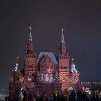 Исторический музей на Красной площади :: Наталья Верхотурова