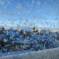 Стокгольм за замёрзшим стеклом :: Елена