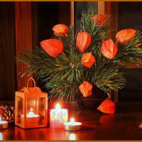 Друзья поздравляю всех со Старым Новым годом! :: Павлова Татьяна Павлова