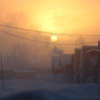 Пришел дедушка Мороз , под градусом в минус 50! :: Galina S*