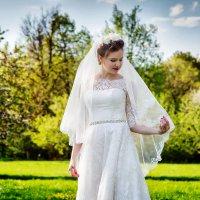 задумчивая невеста :: Егор Чеботаренко