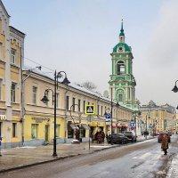 Москва. Пятницкая улица. :: Юрий Шувалов