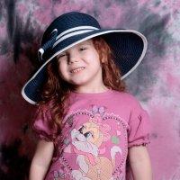 Модная шляпа (2) :: Александра nb911 Ватутина