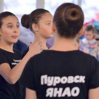 На репетиции. :: Лариса Красноперова