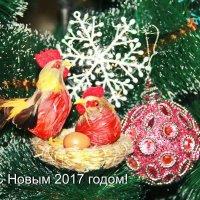 Со старым Новым годом! :: Галина Новинская