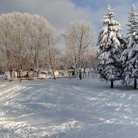 Самарская зима :: Александр Алексеев