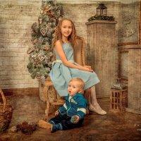 Новогодние открытки :: николай смолянкин