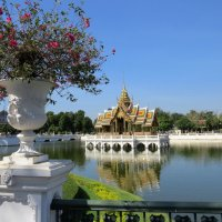 Королевский комплекс Банг-Паин :: Маргарита