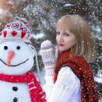 Желаю в Старый Новый год :: Райская птица Бородина