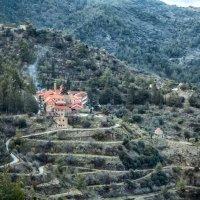 Кипр, монастырь Махерас :: Виталий Авакян