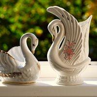 фарфор восьмидесятых :: linnud