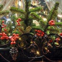 Новогоднее... :: Ольга