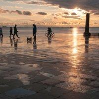 Рассвет над Черным морем :: Виталий Репкин