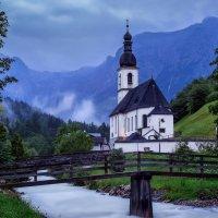 Деревня в Альпах :: Lara Irimeeva