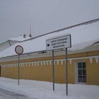 В Подмосковной Коломне, в январе 2017 года. :: Ольга Кривых
