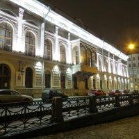 СПб, дворец Шувалова :: Валерий Murr