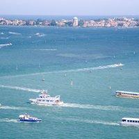Навигация в Венеции :: Наталия